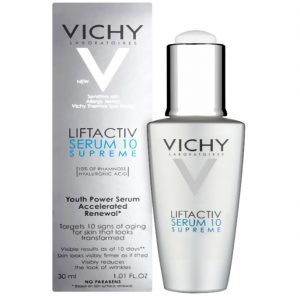 Vichy Serum - din anti rynkecreme for den perfekte hud